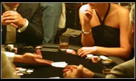 SGT Poker Tables featured in Oil of Olay TV Commercial