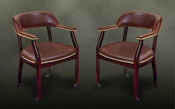 Bruin Mahogany Gaming Chair