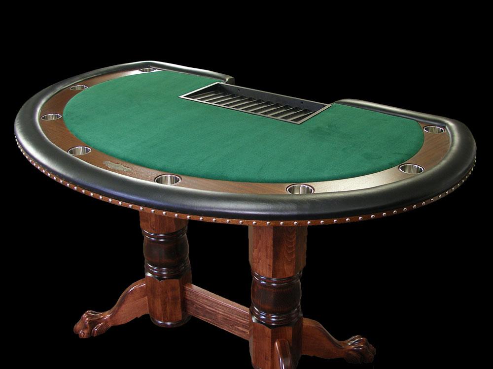 Blackjack electronic tables