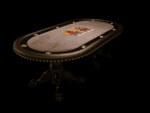 Maple Texas Hold'em Poker Table
