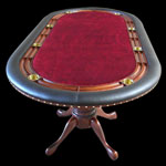King's Texas Hold'em Poker Table