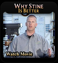 Why Stine Is Better Video